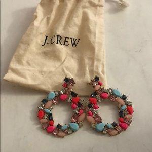 Jcrew multicolor earnings. Never worn!